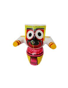 Lord Jagannath Neem Wood Deity